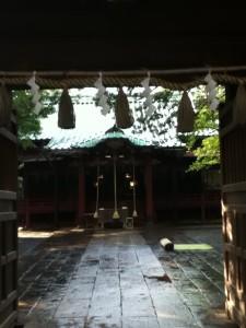 氷川神社(赤坂・六本木)