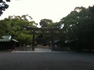東京横浜神社ツアー_明治神宮
