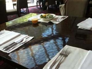 東京横浜ホテル朝食会