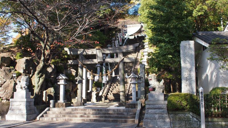熊野神社(横浜)