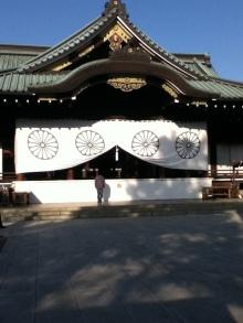 靖国神社 $日本神話とタロット / 魂の声を聴く優雅な時間-yasukuni1